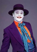 chapeau jocker batman