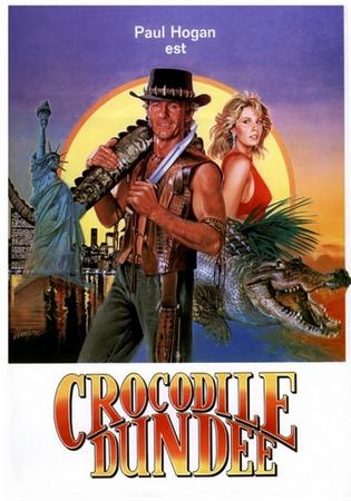 chapeau crocodile dundee